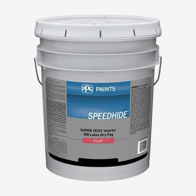 SPEEDHIDE® SUPER TECH® Interior Latex Dry-Fog
