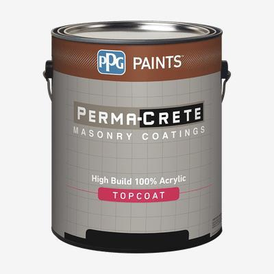 PERMA-CRETE® Interior/Exterior High Build 100% Acrylic Topcoat