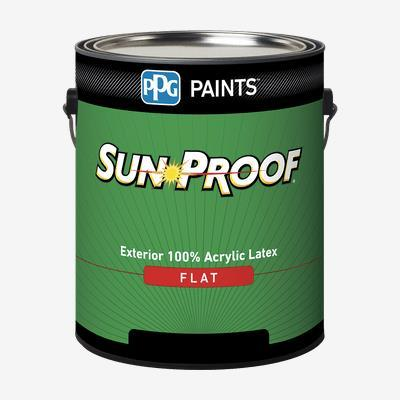SUN PROOF® Exterior Latex