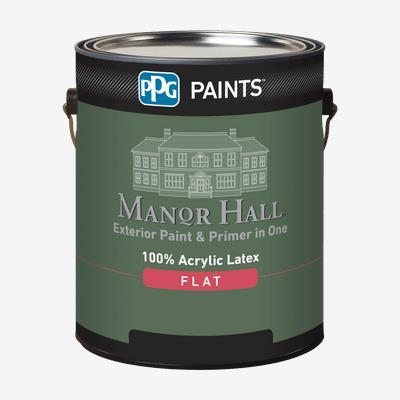 MANOR HALL® Exterior Latex
