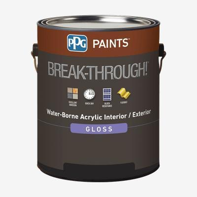 BREAK-THROUGH!® 50 Interior/Exterior WB Acrylic