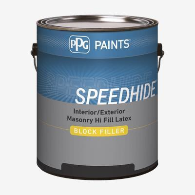 SPEEDHIDE® Interior/Exterior Masonry Latex Block Filler