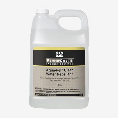 PERMA-CRETE® AQUA-PEL™ Interior/Exterior Clear Water Repellent
