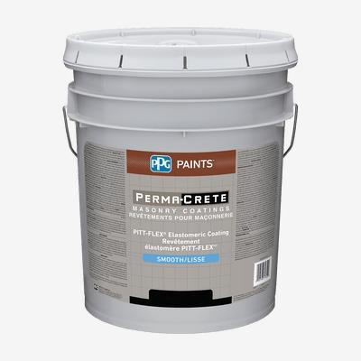 PERMA-CRETE® PITT-FLEX® Interior/Exterior Elastomeric Coating