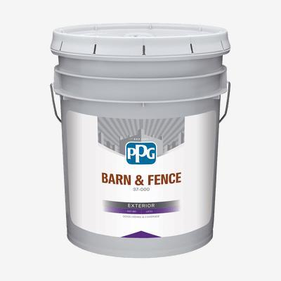 BARN & FENCE Exterior Latex
