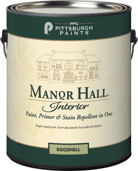 Manor Hall Interior Latex Paint